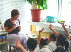 ぐんま国際アカデミー児童photo