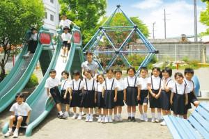 作新学院小学部児童photo